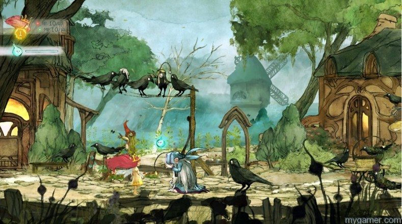 Child of Light Now Available Child of Light Now Available Child of Light