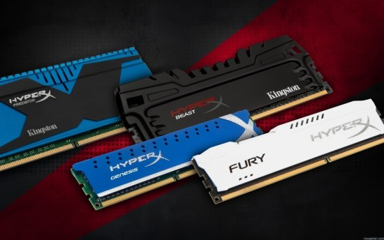 Kingston Hyper X HyperX Products Are Compatible with Intel Fourth-Gen HyperX Products Are Compatible with Intel Fourth-Gen Kingston Hyper X 1024x640