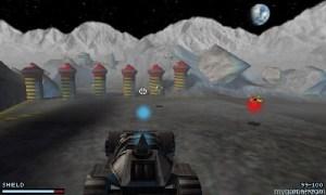 Moon Chron rover