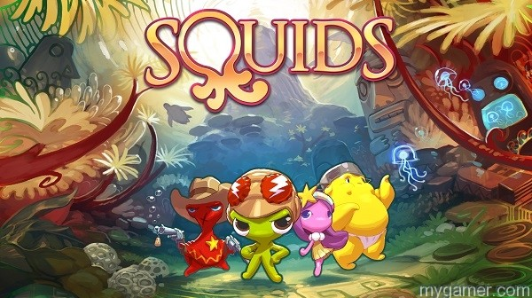 squids odyssey wiiu eshop review Squids Odyssey WiiU eShop Review squids odyssey title