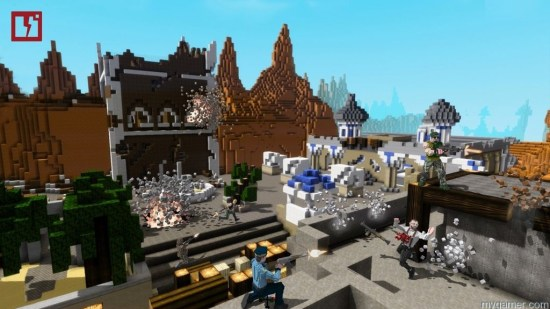 An FPS Minecraft Blockstorm (early access beta) Review Blockstorm (early access beta) Review Blockstorm 2