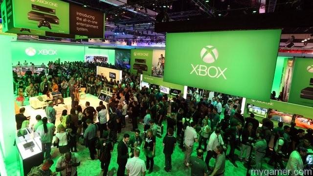 Xbox Booth at E3