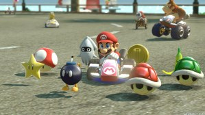 Mario Kart 8 weapons