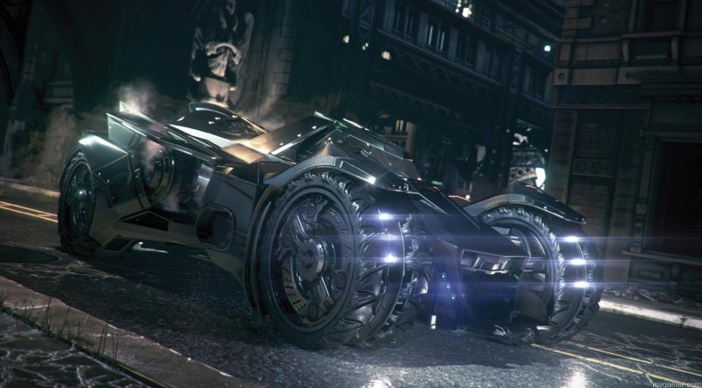 This is What the New Batmobile in Arkham Knight Looks Like This is What the New Batmobile in Arkham Knight Looks Like arkhamknight18