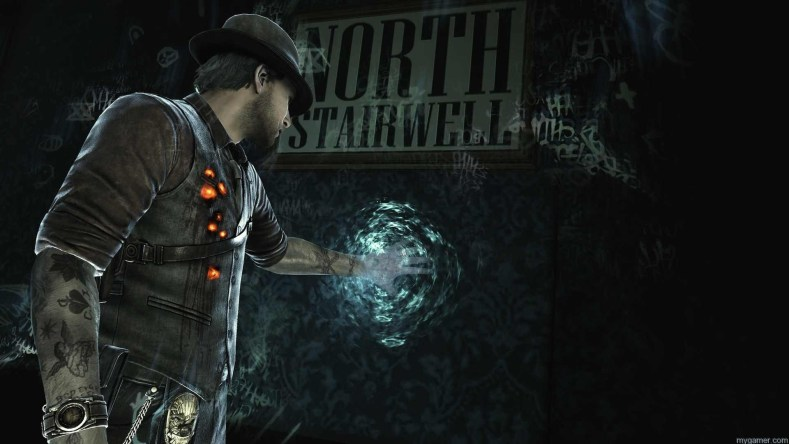 Going through walls in Murdered Soul Suspect