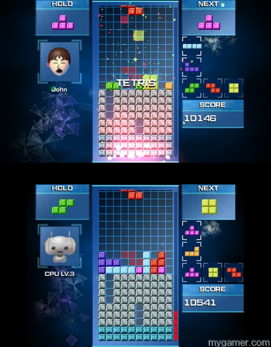 Ubisoft Announces Tetris Ultimate for Nintendo 3DS Ubisoft Announces Tetris Ultimate for Nintendo 3DS TU 3DS 2 player 002 1405742631