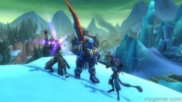 The Beautiful World of Nexus WildStar (PC) Review WildStar (PC) Review gaming wildstar screenshot 4 300x168