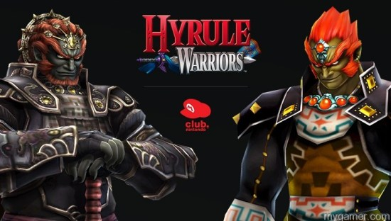 Club Nin Hyrule Warriros Register Hyrule Warriors with Club Nintendo to Pimp Out Ganon Register Hyrule Warriors with Club Nintendo to Pimp Out Ganon Club Nin Hyrule Warriros