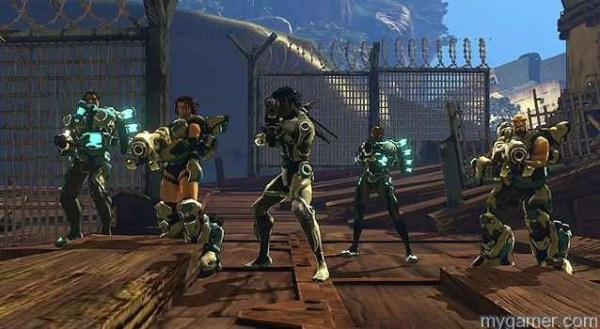 FireFall Character Classes