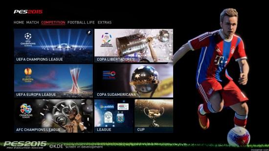 PES2015_DMM_menu PES 2015 Kicks Off Nov 11 PES 2015 Kicks Off Nov 11 PES2015 DMM menu