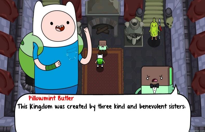 Adventure Time: The Secret of the Nameless Kingdom Details Leaked Adventure Time: The Secret of the Nameless Kingdom Details Leaked Adventure Time FinnPillowming