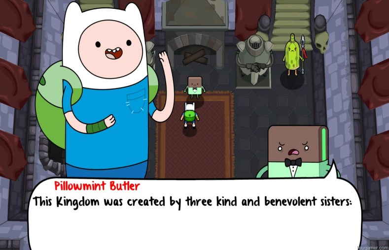 Adventure Time: The Secret of the Nameless Kingdom Details Leaked Adventure Time: The Secret of the Nameless Kingdom Details Leaked Adventure Time FinnPillowming