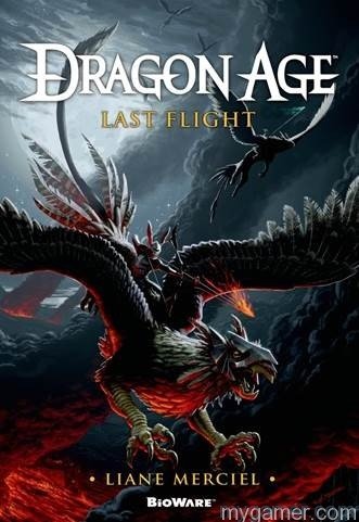 Dragon Age Last Flight Novel Now Available Dragon Age Last Flight Novel Now Available Dragon Age Last FLight