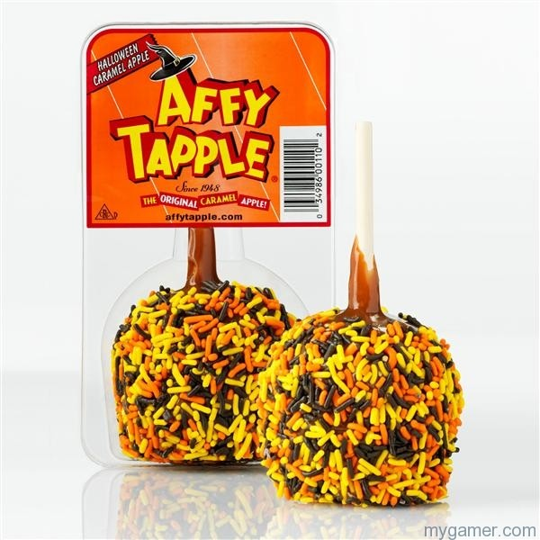 Gamer's Gullet – Affy Tapple with Sprinkles Review Gamer's Gullet – Affy Tapple with Sprinkles Review Affy Tapple