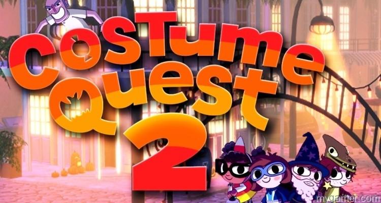 Costume Quest 2 Treats Steam Costume Quest 2 Treats Steam Costume Quest 2 banner
