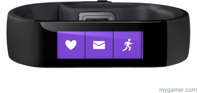 Microsoft Gets Healthy With New Microsoft Band Wearable Microsoft Gets Healthy With New Microsoft Band Wearable Microsoft Band