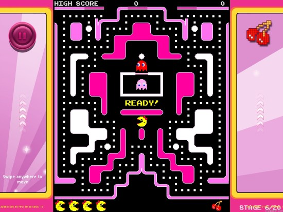 Screenshot_Maze_Cure Ms. Pac-Man Fights Cancer Ms. Pac-Man Fights Cancer Screenshot Maze Cure 1024x768