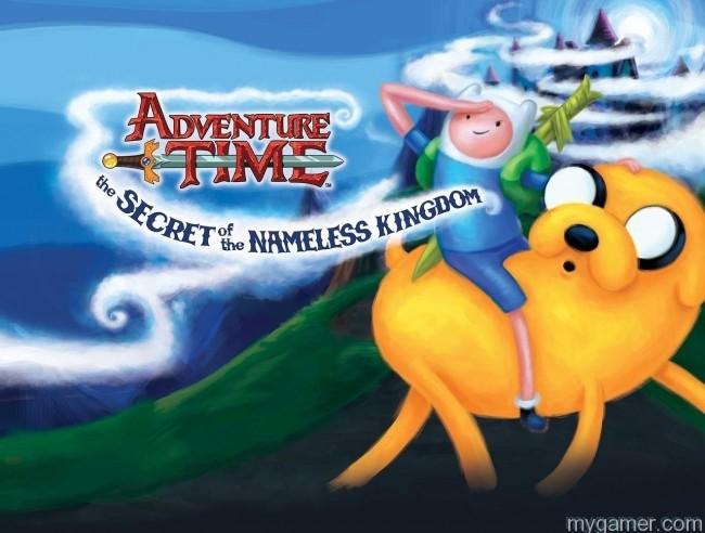 Adventure Time Secret Banner