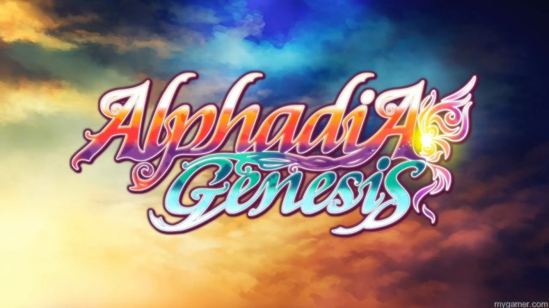 Natsume Launches JRPG Alphadia Genesis on Wii U eShop Natsume Launches JRPG Alphadia Genesis on Wii U eShop Alphadia Genesis Logo 2