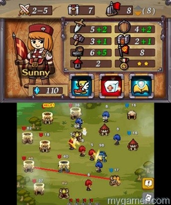 It is like a fancy version of Connect-The-Dots Castle Conqueror EX 3DS eShop Review Castle Conqueror EX 3DS eShop Review Castle Conqu EX1