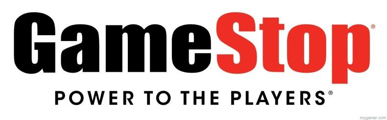 GameStopLogo BlackRed