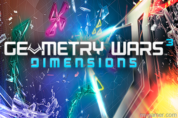 Geometry Wars 3: Dimensions Now Available Geometry Wars 3: Dimensions Now Available Geometry Wars 3