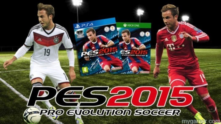 PES 2015 Gets Free Second Data Pack DLC PES 2015 Gets Free Second Data Pack DLC PES 2015