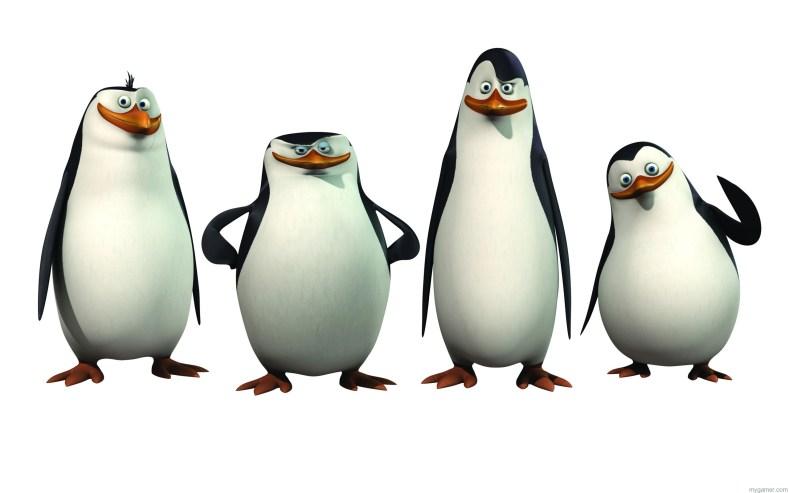 Penguins Are Coming to Nintendo Consoles Nov 25th Penguins Are Coming to Nintendo Consoles Nov 25th penguins