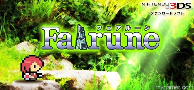 Fairune 3DS eShop Review Fairune 3DS eShop Review Fairune Banner