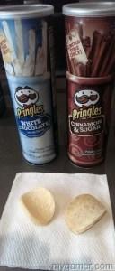 Pringles Holiday Tubes all