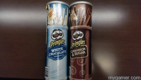 Gamer's Gullet – Pringles Holiday White Chocolate and Cinnamon & Sugar Flavors Review Gamer's Gullet – Pringles Holiday White Chocolate and Cinnamon & Sugar Flavors Review Pringles Holiday banner