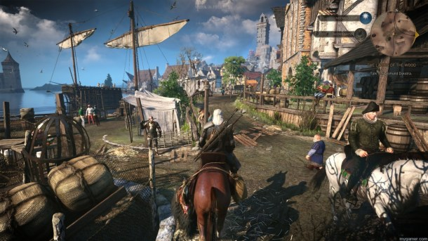 The Witcher 3 Wild Hunt Gameplay The Witcher 3: Wild Hunt Preview The Witcher 3: Wild Hunt Preview The Witcher 3 Wild Hunt Gameplay 300x168