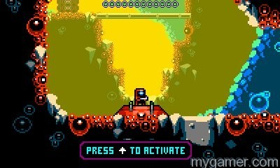 Simple gameplay. Simply controls. Simple graphics. Great! Xeodrifter 3DS eShop Review Xeodrifter 3DS eShop Review Xeodrifter 6