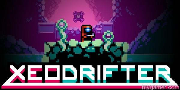 Xeodrifter 3DS eShop Review Xeodrifter 3DS eShop Review Xeodrifter banner