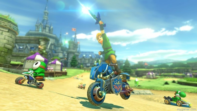 Mario Kart 8 DLC Pack 1 Review Mario Kart 8 DLC Pack 1 Review link mario kart 8