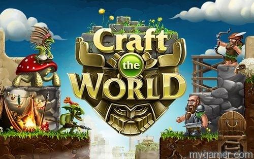 1 craft the world