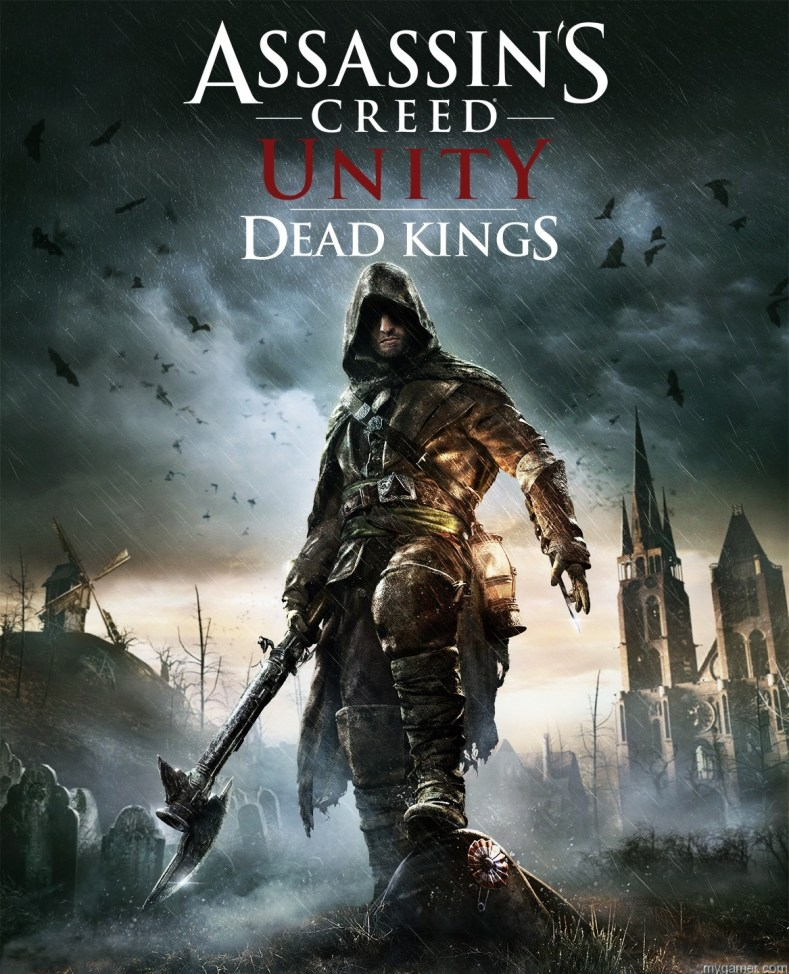 Assassin's Creed Unity Dead Kings DLC Will be Free Next Week Assassin's Creed Unity Dead Kings DLC Will be Free Next Week ACU Dead Kings DLC keyart