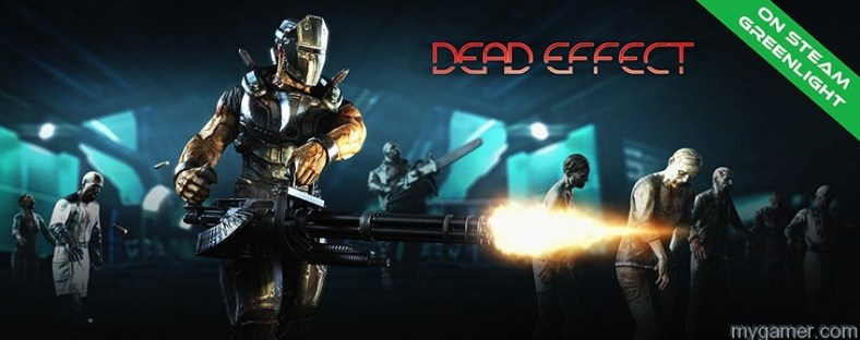 Dead Effect Now Available on Steam Dead Effect Now Available on Steam Dead Effect banner