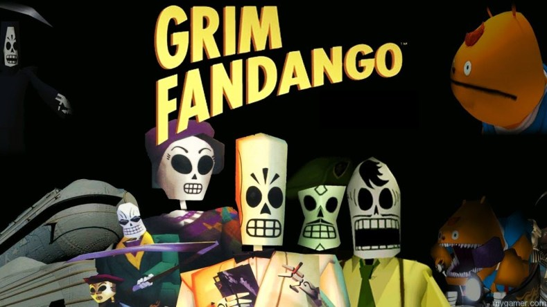 Grim Fandango Remastered is Available to pre-order on PSN with Free Cross-Buy Grim Fandango Remastered is Available to pre-order on PSN with Free Cross-Buy Grim Fandango