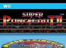 super punch out wii