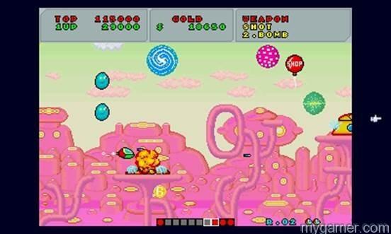 Sega Releases 3D Fantasy Zone: Opa-Opa Bros. on 3DS eShop Sega Releases 3D Fantasy Zone: Opa-Opa Bros. on 3DS eShop OpaOpa