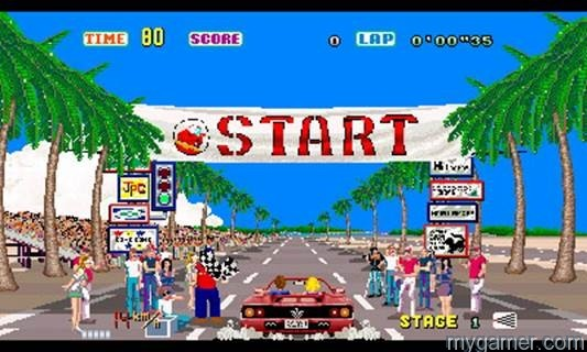 Hit the Road with 3D Out Run on 3DS eShop Hit the Road with 3D Out Run on 3DS eShop 3D Outrun