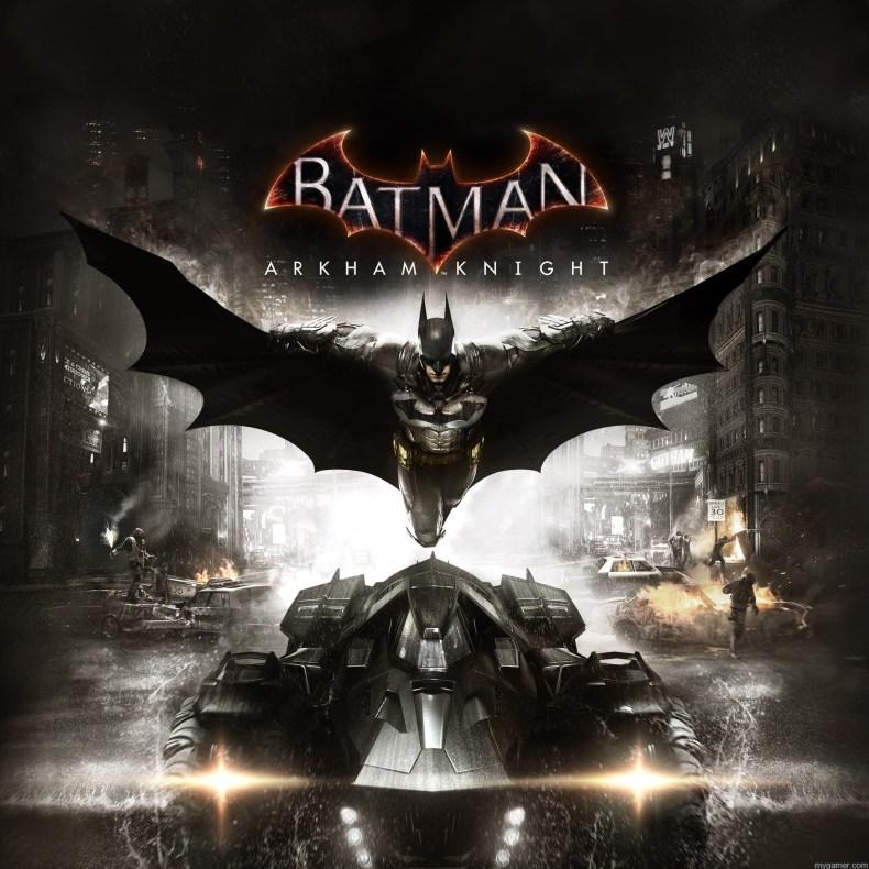 Batman: Arkham Knight Preview Batman: Arkham Knight Preview Batman Arkham knight banner