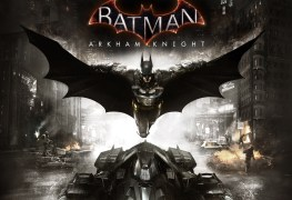 Batman: Arkham Knight Preview Batman: Arkham Knight Preview Batman Arkham knight banner
