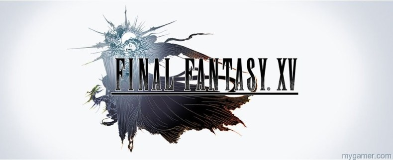 final fantasy xv preview Final Fantasy XV Preview Final Fantasy XV logo