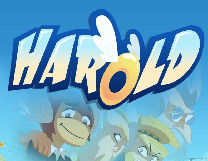 Harold PC Banner