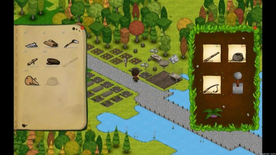 Gather resources and build towncraft (pc) review Towncraft (PC) Review towncraft 1024x576