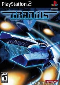 Gradius_V_cover PS2 Classic Gradius V Now Available on PSN PS2 Classic Gradius V Now Available on PSN Gradius V cover