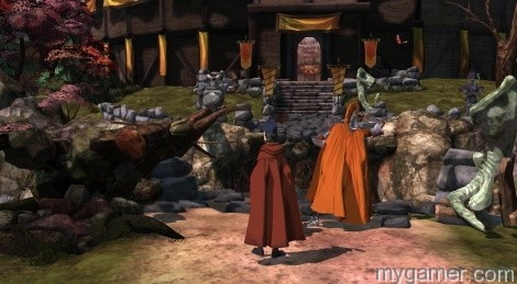 King's Quest Dev Diary Leaks Online King's Quest Dev Diary Leaks Online news king s quest first dev diary 16467