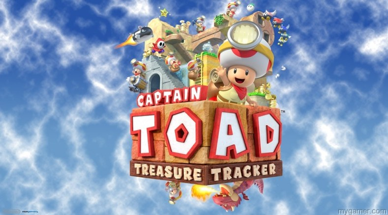 Captain Toad: Treasure Tracker (Wii U) Review Captain Toad: Treasure Tracker (Wii U) Review Captain Toad Treasure Banner